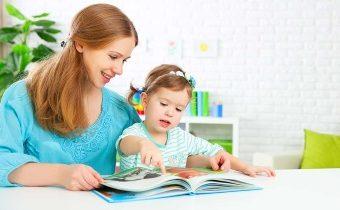 Как обучить 3-летнего ребенка говорить?
