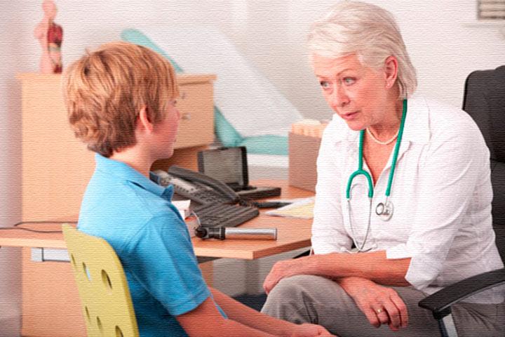 Лечение заикания у детей.