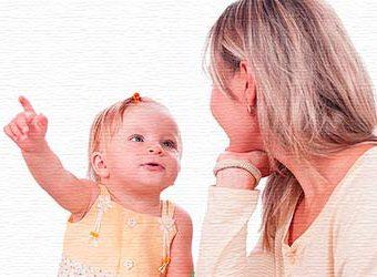 Ребенок говорит только первые слоги слов: опасно ли это?