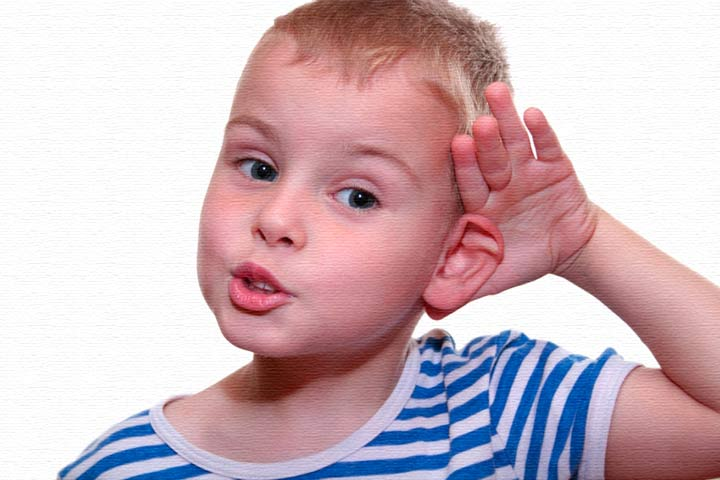 Проблемы со слухом.