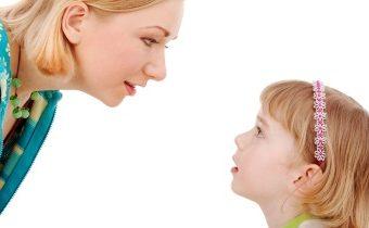 Что делать, если ребенок не обращает внимания на обращенную к нему речь?