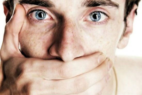 Полная или частичная утрата речи