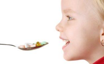 Витамины для улучшения и развития речи у детей
