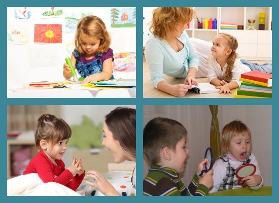 Игры и занятия по развитию речи