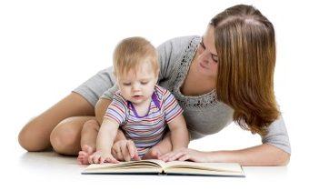 Что делать, чтобы ребенок в год говорил