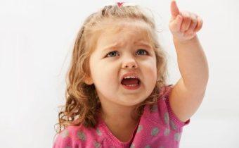 Что делать, если ребенок в 3 года говорит на своем языке?