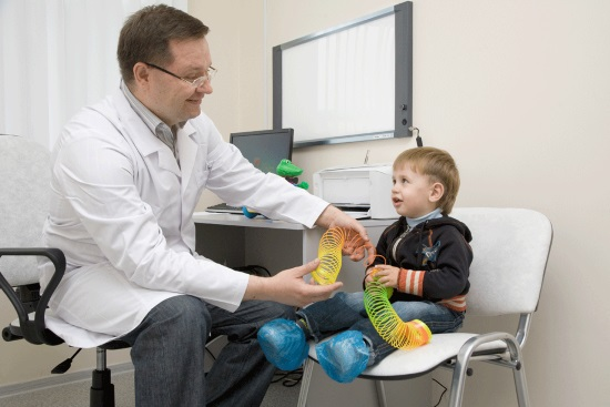 На консультации у невролога