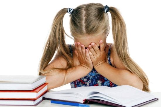 Дислексия или неспособность к овладению чтением