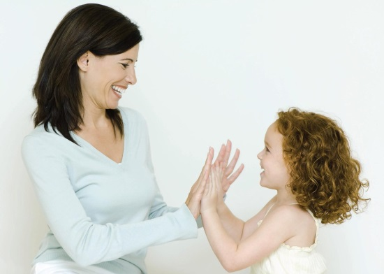 Пальчиковые игры полезны для развития речи ребенка