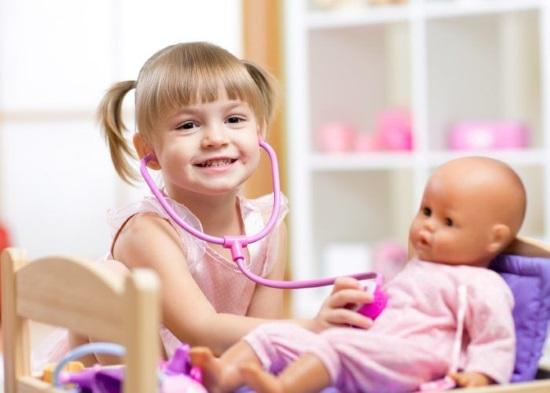 Важный этап дошкольного развития − сюжетно-ролевая игра