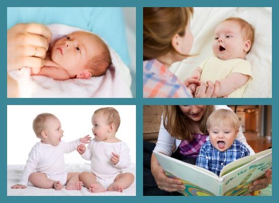 Этапы развития речи ребенка