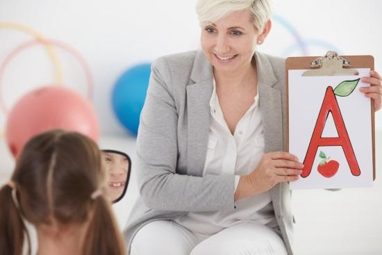Зарубежный логопед – речевой терапевт