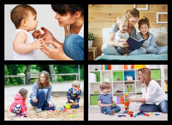 Рекомендации по речевому развитию ребенка