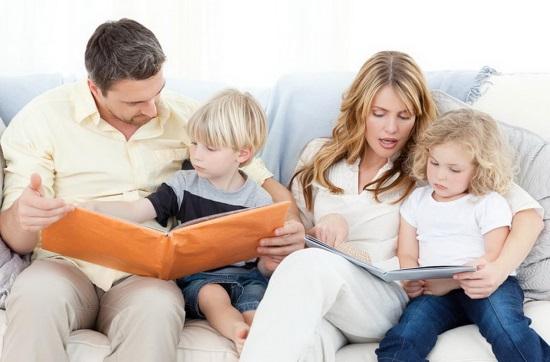 Общение в семье — важная составляющая развития речи ребенка