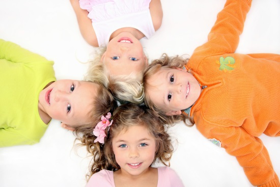Дети 4-5 лет