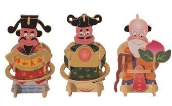 Жили были 3 китайца – сказка-скороговорка со счастливым концом